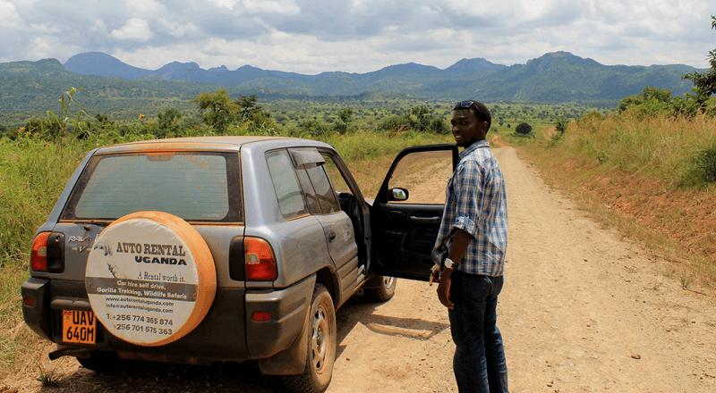 Car Rental Uganda & Driver Guides