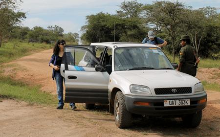 Self Drive car rental Uganda