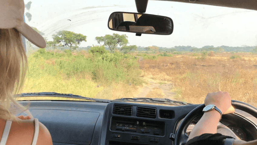 self drive safari uganda