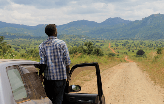 self drive car hire uganda safaris